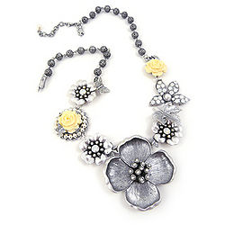 Botanical Grandeur Necklace