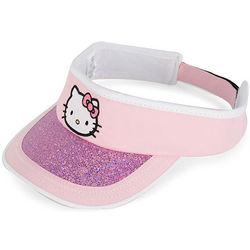 Hello Kitty Junior Sports Pink Tennis Visor