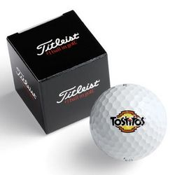 Personalized Titleist Standard 1-Ball Gift Boxes