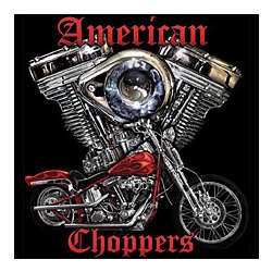 American Choppers Adult T-Shirt