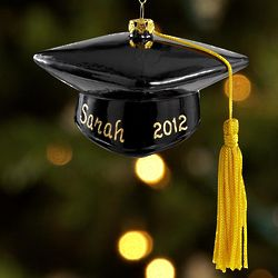 Graduation Cap Ornament