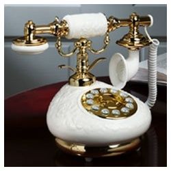 Porcelain Nostalgic Old Fashion Phone