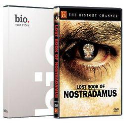 Exploring Nostradamus DVD Set