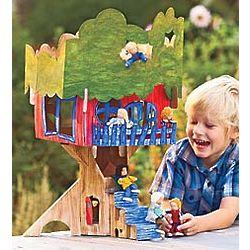 Tree House Craft Kit