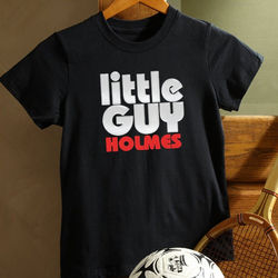 Personalized Kid's Little Guy T Shirt
