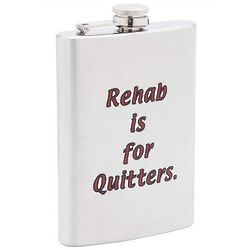 Personalized Rehab is for Quitters Flask