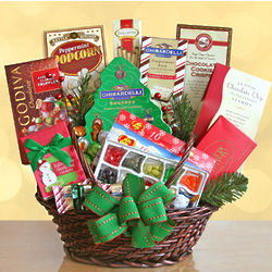 Sugar and Spice Holiday Gift Basket