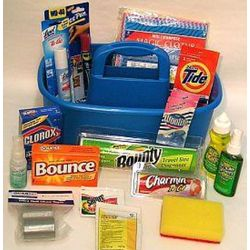 House Warming Welcome Deluxe Cleaning Supplies Set