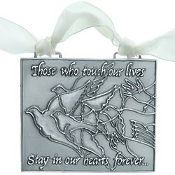 Remembrance Wall Ornament