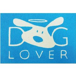 Dog Lover Accent Rug