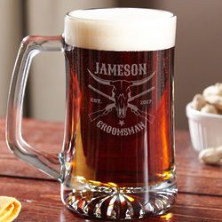 Personalized Midland Beer Mug