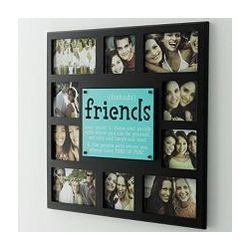 Friends Collage Frame Findgiftcom
