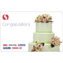 Safeway Wedding Gift Card