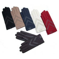 2 Pair of Unlined Driving Gloves for Women