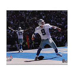 "Tony Romo Dallas Cowboys ""Celebration"" Autographed Photo"