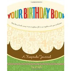 Your Birthday Book - A Keepsake Journal