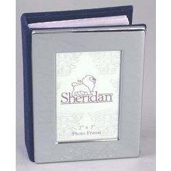 Personalized Insert Mini Chrome Photo Album