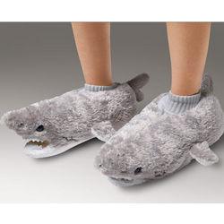 Kids' Cozy Shark Slippers