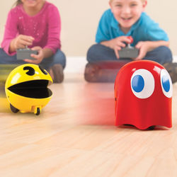 Remote Controlled Pac-Man Racer Chaser Toys