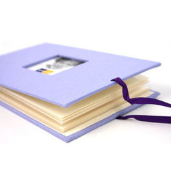 Noci Linen Cover Photo Album