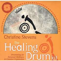 The Healing Drum Kit Compact Disc with Book