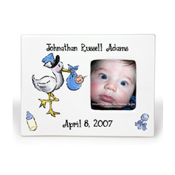 Personalized Child Picture Frame