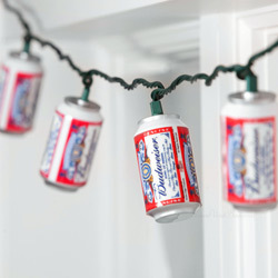 Budweiser Can Party Lights