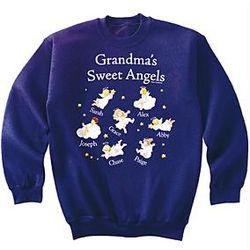 Sweet Angels Sweatshirt