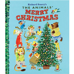 The Animals' Merry Christmas Book