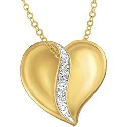 My Daughter Forever Diamond Journey Pendant