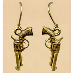 Cowgirl Sharp Shooter Earrings