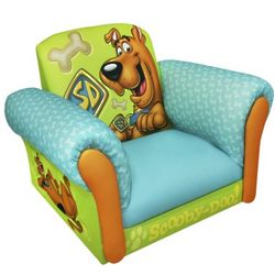 Scooby Doo Kid's Upholstered Chair