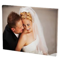 Photo to 8x10 Canvas Art