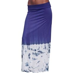 Blueberry Marina Juniors Maxi Skirt