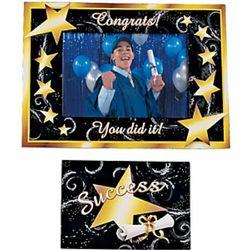 12 Graduation Magnetic Frames