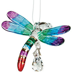 Dragonfly Rainbow Maker Suncatcher