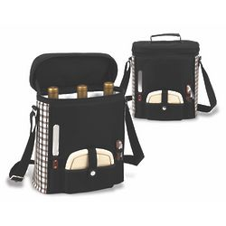 Triple Wine Carrier
