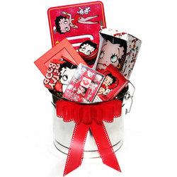 Betty Boop Gift Basket
