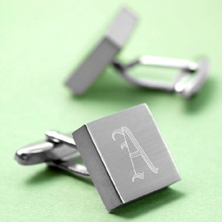 Personalized Groomsmen Cufflinks