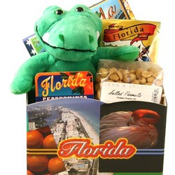 Florida Welcome Basket