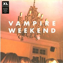 Vampire Weekend Vinyl LP Album