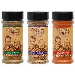 Mad Dog and Merrill Seasonings Gift Pack