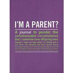 I'm a Parent Paperback Journal