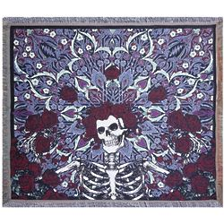 Grateful Dead Throw Blanket
