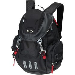 Black Bathroom Sink Backpack