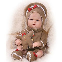 Ginger Ringle Lifelike Baby Doll