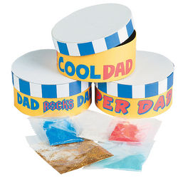 Dad Themed Sand Art Box Craft Kits