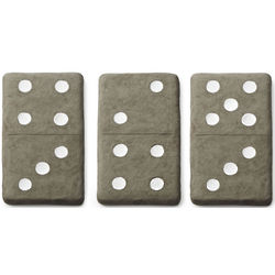 Dominoes Stepping Stones Set