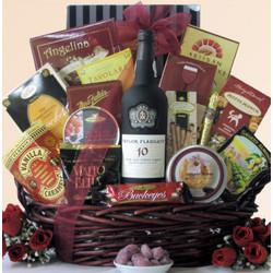 Taylor Fladgate Port Premier Wine Gift Basket