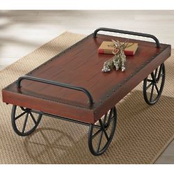 Leeds Cart Coffee Table